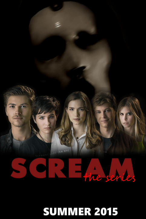scream tv series poster