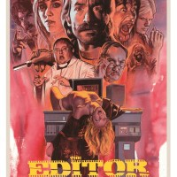 Astron 6's THE EDITOR: Dreamlogic, Porn Mustaches,  Alternate Realities and Cake Fetishes