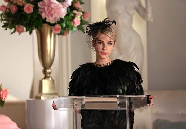 "Scream Queens Episode 7 ""Beware Of Young Girls"""