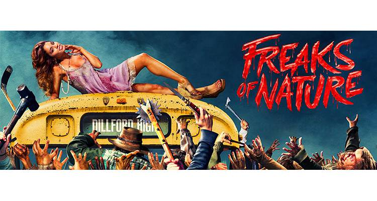 Freaks of Nature: Vampires vs. Zombies vs. Aliens