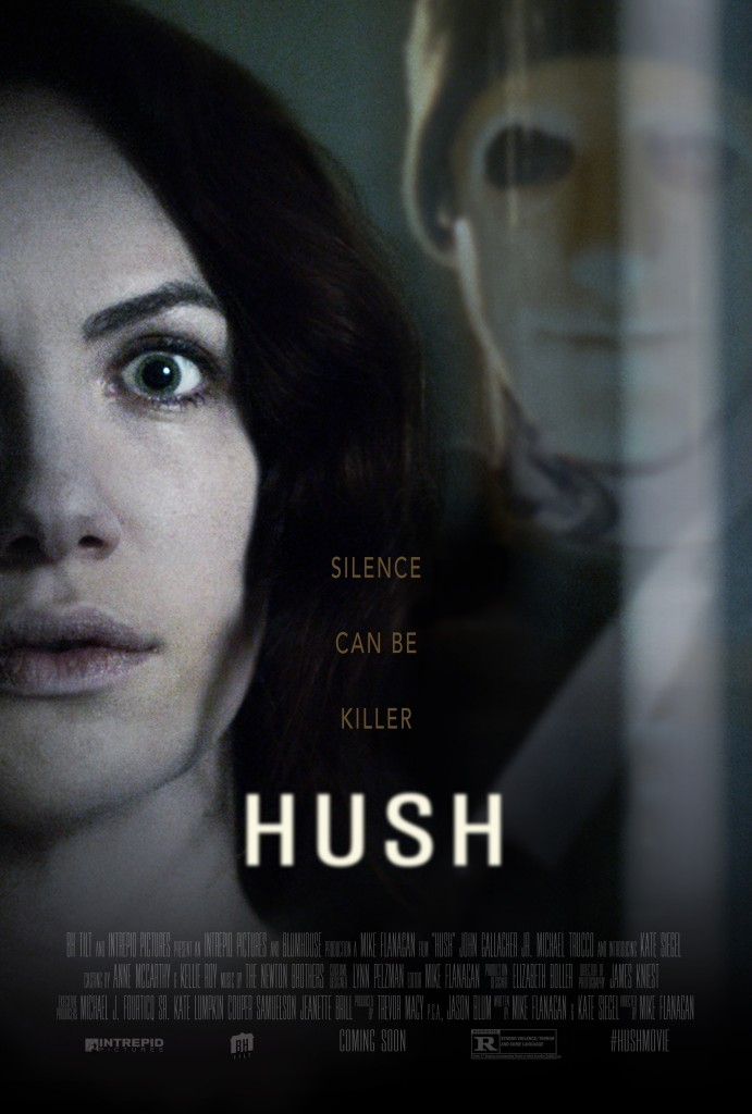 HUSH Will Break into Your House and Steal your IPhone!