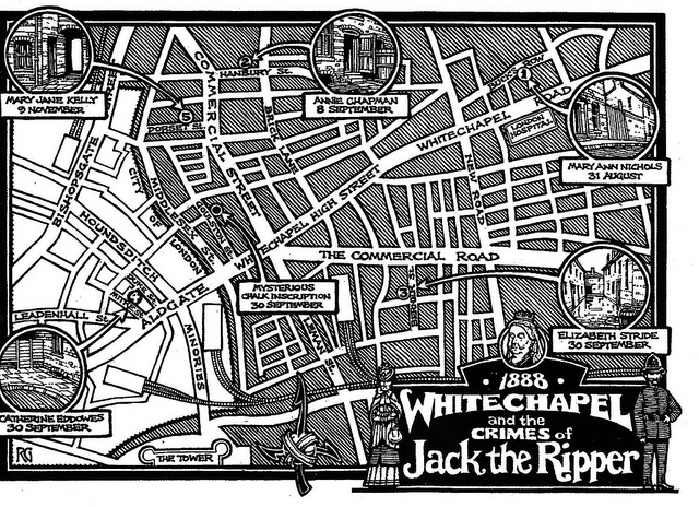 A Field Guide to Jack the Ripper