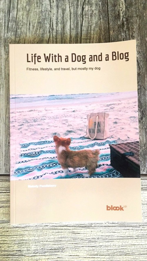 Life with a dog and a blog , cover