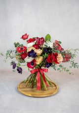 Jewel Tone Bouquets