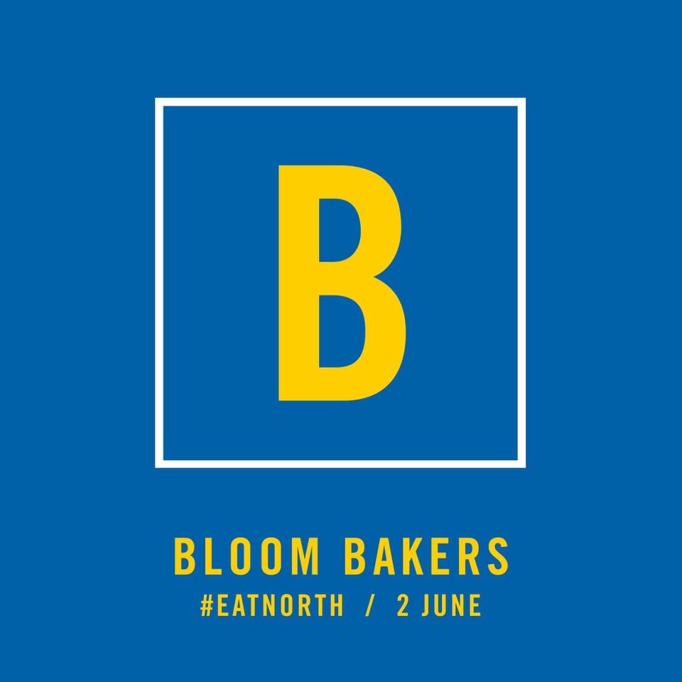 Bloom Bakers Eat NOrth Festival in Leeds