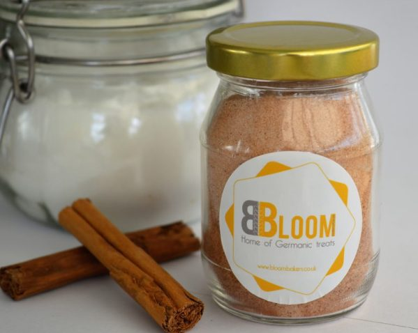 Bloom Bakers Cinnamon Sugar Jar