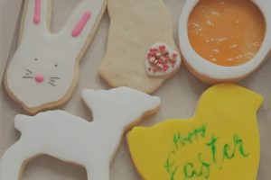 Easter biscuits made by Bloom Bakers (2)
