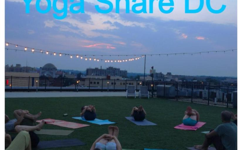YogaShare – Every Thursday