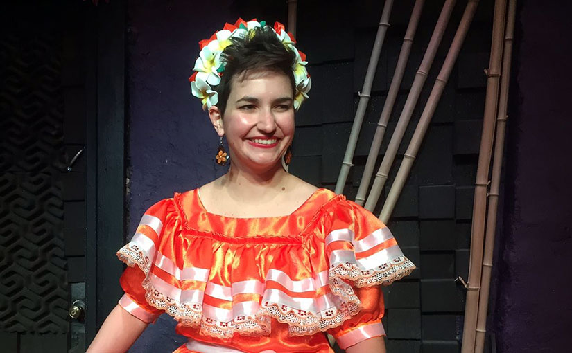 "Video: Elena Lacayo, ""Son Nica, Song of Revolution"""