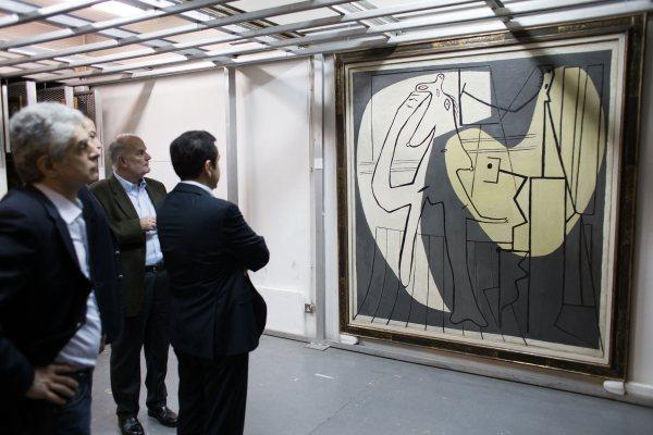 Iran Tehran Museum of Contemporary Art