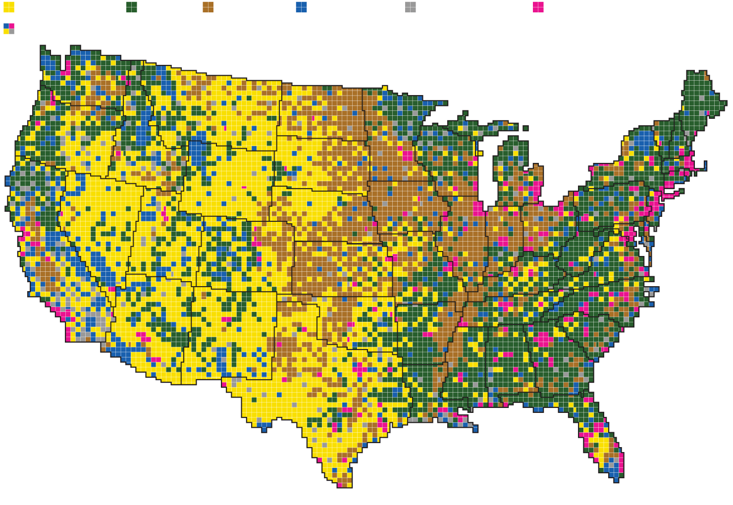 Here S How America Uses Its Land