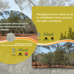 Invasive native scrub management guide