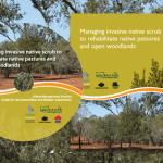 Invasive native scrub management guide