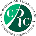 Who is a Certified Vocational Rehabilitation Counselor (CRC)?