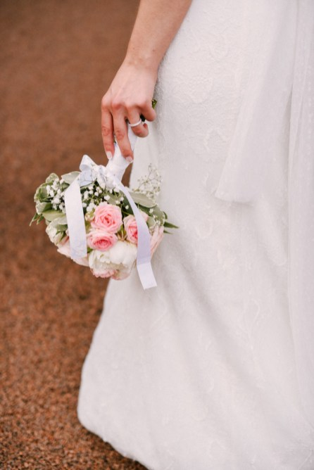 photo Anne Montillet Bouquet de la mariée