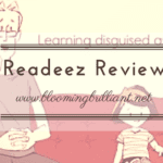 Readeez Review (Children's Educational Entertainment)
