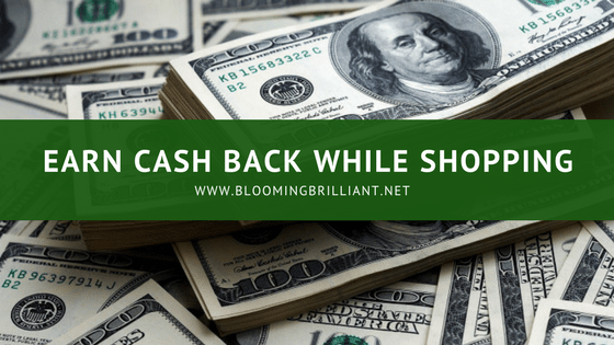 Earn Cash Back While You Shop!