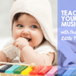 Teaching Babies Music with BrillKids Little Musician