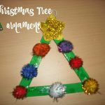 12 Days of Christmas Crafts for Kids – Tree Ornament