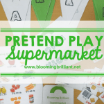 Pretend Play – Supermarket