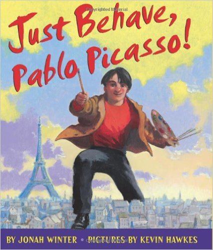 hispanic-heritage-book-review-just-behave-pablo-picasso