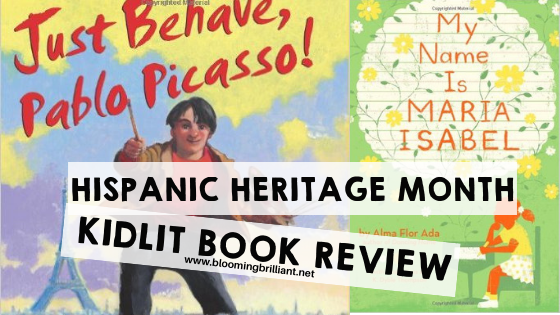 Celebrate Hispanic Heritage Month with Amazing #KidLit