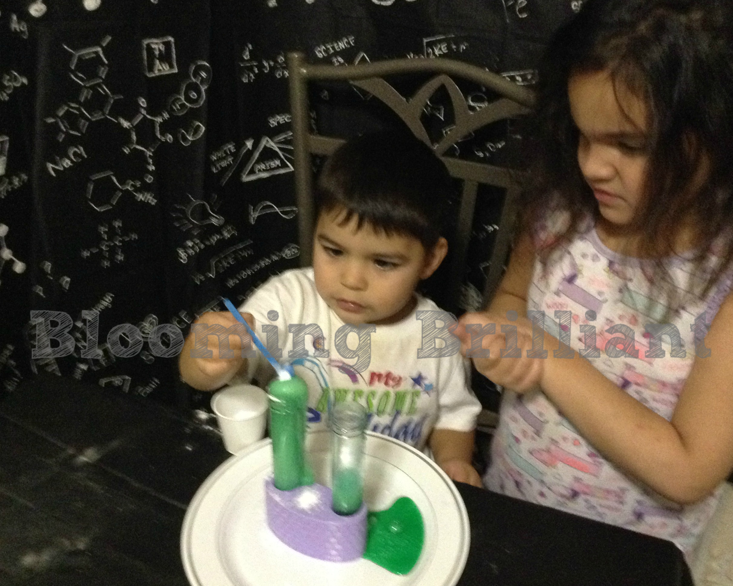 Science for Littles