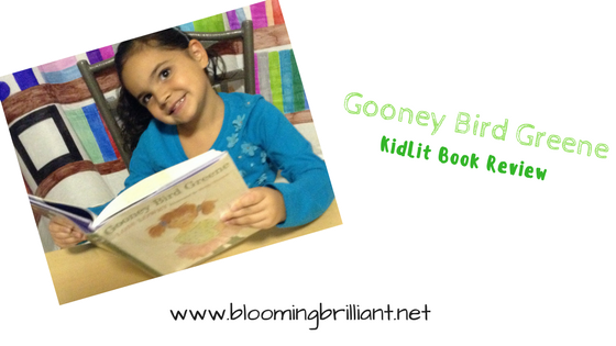Gooney Bird Greene is a funny and charming tale perfect for emerging readers who love outrageous characters.