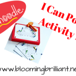 Fundanoodle Friday!  I Can Pound! Activity Kit