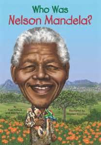 Celebrating Black History Month by sharing Nelson Mandela KidLit