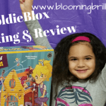 GoldieBlox Invention Mansion Review