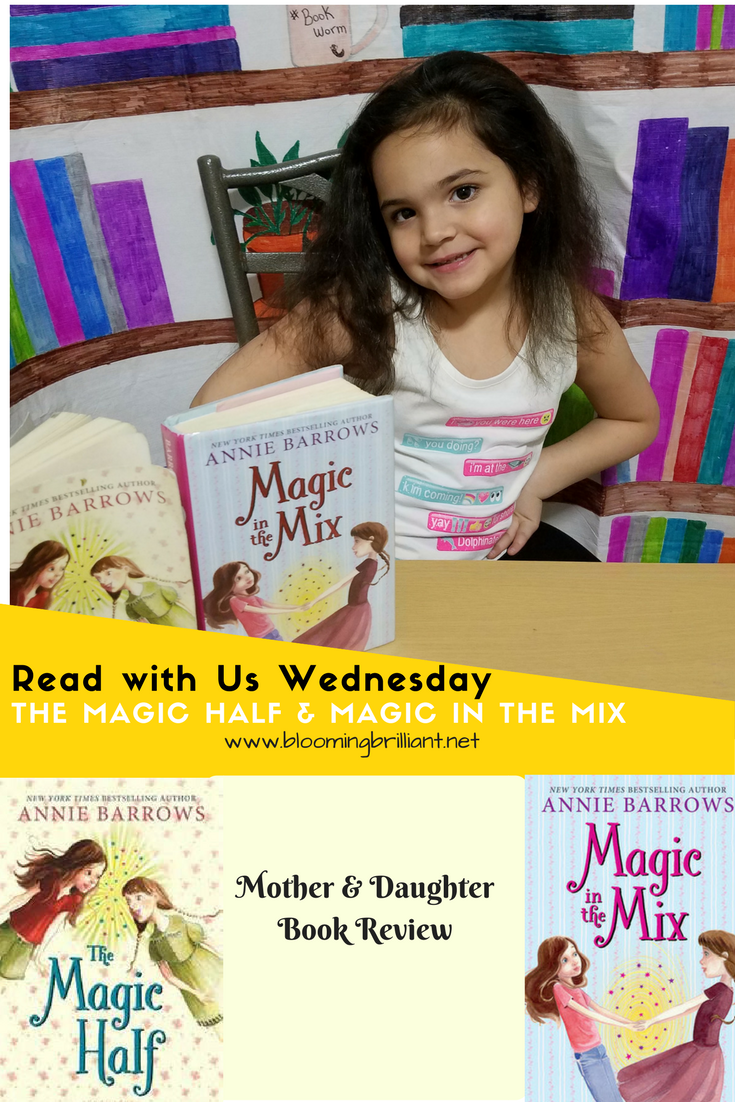 Magic in the Mix and The Magic Half by Annie Barrows are great kidlit picks if you are looking for fun historical fiction.