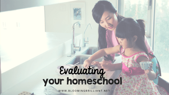 So you decided to be a homeschooler? Now you have to figure out if your child is actually learning! Do you find yourself constantly evaluating your homeschool and stressing out? Get some perspective and motivation.