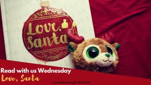 Love, Santa #KidLit #BookReview
