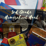 3rd Grade Homeschool Curriculum Haul