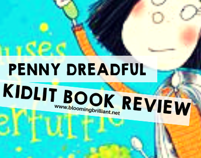 Penny Dreadful Causes a Kerfuffle by Joanna Nadin is hilariously fun. If you are looking for a series similar to Junie B. Jones without all the misspellings!
