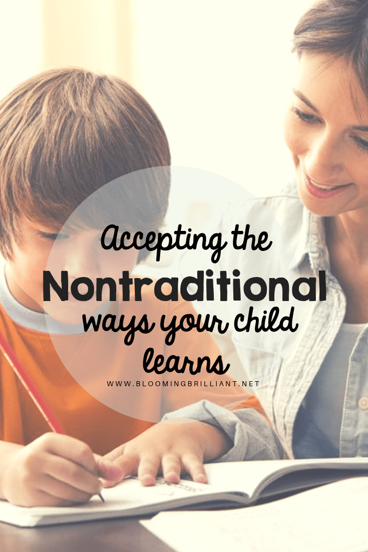 Accepting nontraditional learning