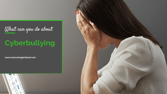 What can we do about cyberbullying