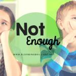 When Homeschooling Feels Not Enough