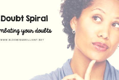 Doubt Spiral Combating your homeschool doubts.