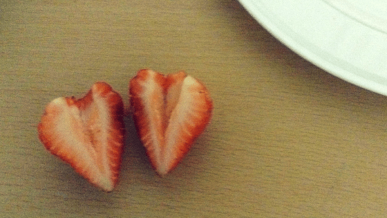 DIY Valentine Treats- Chocolate Covered Strawberry Hearts