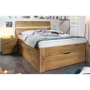 Bett Eiche Great Bergell Bett Eiche Massiv Xcm With Bett