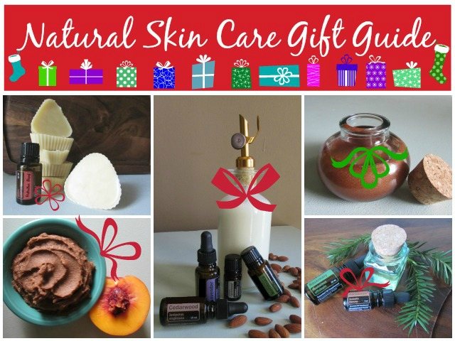 Natural Skin Care Gift Guide