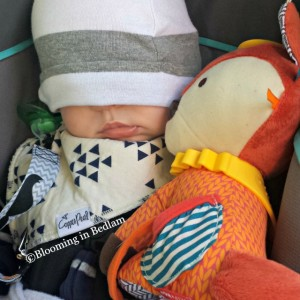 New Mom Survival Guide- 2nd Edition The items I'm loving to swaddle transition, starting solids, teething help & infant play. GIVEAWAY from Sleeping Baby!