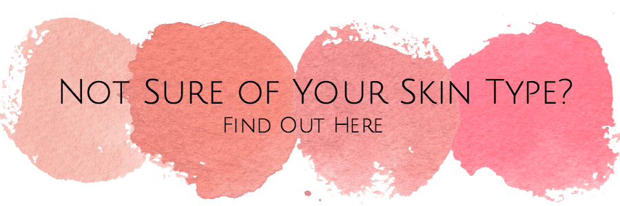 This is an easy way to find your skin type. There are 4 skin types. By finding yours, you understand what your skin needs and which products will help balance it to become more predictable and healthy.