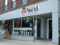 Ultimately, all projects lead to the local comic book store