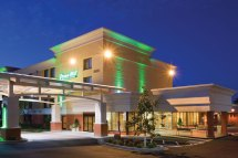 Holiday Inn Bloomington Airport South