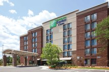Holiday Inn Express Hotel & Suites Hotels In Bloomington Mn