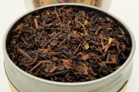 formosa oolong tea blooming with joy