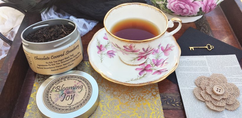Chocolate and Tea? Yes, Please!